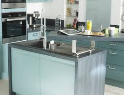 ilot de cuisine avec table amovible ilots de cuisine laissez vous tenter leroy merlin