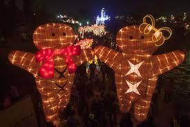 christmas lights around the world setting festive mood for winter