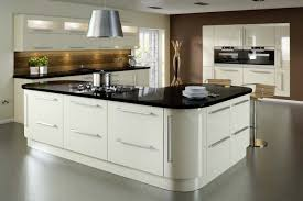 Alabaster White Kitchen Cabinets by Alabaster Gloss Kitchen Doors Lumi Alabaster