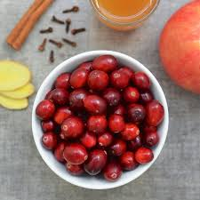 thanksgiving recipe maple apple cranberry sauce kitchn
