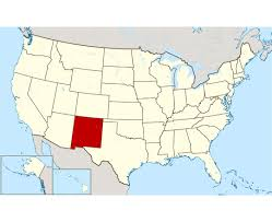 State Map Of The Usa by Maps Of New Mexico State Collection Of Detailed Maps Of New