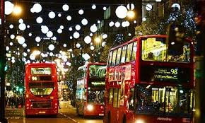 oxford street christmas lights london day out in london