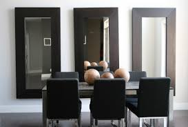 Modern Mirrors For Dining Room Contemporary Mirrors For Dining Room Custom Sized Beveled Mirrors