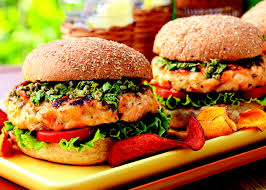 check out this salmon burger recipe for grilling delight