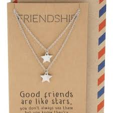 star friendship necklace images Shop friendship necklaces for 2 on wanelo jpg