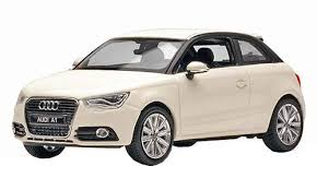 audi a1 model car audi a1 diecast model car by kyosho 03801aw