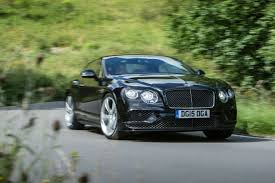 bentley sports car 2016 2016 bentley continental gt speed review autocar