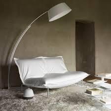 canapé contemporain en tissu par pascal mourgue 2 places