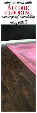 Difference Between Laminate And Vinyl Flooring Why We Opted For Nucore Flooring And How It S Holding Up