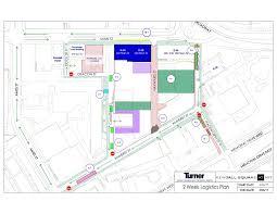 Map Of Cambridge Ma Kendall Square At Mit Cambridge Ma