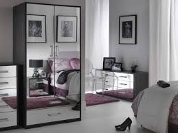 Queen Bedroom Set With Mirror Headboard Mirrored Bedroom Set Gl Furniture Uk Stylish Ideas Dresser With