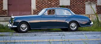 bentley silver cloud 1965 rolls royce silver cloud iii continental james young salon