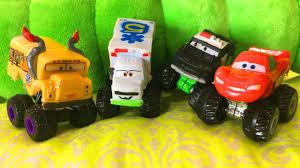 disney cars 3 toys diy how to make custom disney monster trucks