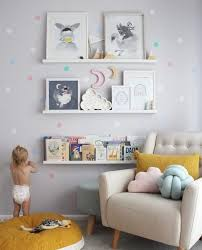 Wall Bookshelves For Nursery by Best 25 Kids Room Wallpaper Ideas Only On Pinterest Baby