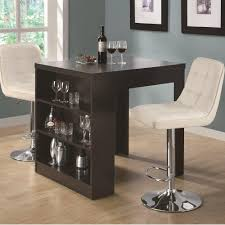 36 counter height table monarch cappuccino hollow core 32 x 36 counter height table home