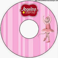 angellina ballerina free printable candy buffet labels is it