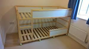 Two Floor Bed Star Wars Kura Bunk Bed Hack Ikea Hackers Kid U0027s Room