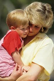 prince william and prince harry at princess diana u0027s resting place