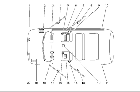 2006 chevy silverado service airbag light a diagram of 2004 chevy express van airbag in the wiring diagrams
