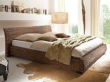 chambre osier lit en osier lit bryne rotin x cm beige lars larson with lit