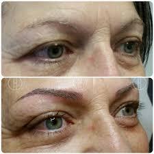 tatouage sourcils poil par poil photos céline h maquillage permanent