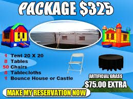 party rentals victorville jumpers for rent in victorville surrounding areas tables chairs