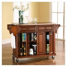 Island Ideas For Small Kitchen Portable Kitchen Island Home Styles Bessie Kitchen Island U0026