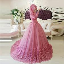 islamic wedding dresses arabic muslim wedding dress 2016 turkish gelinlik lace applique