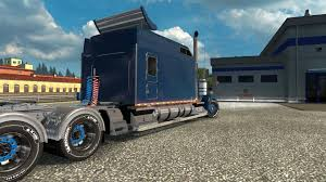 w900 kenworth w900 remix for 1 26 new truck ets2 mod