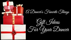 a dancer u0027s favorite things gift ideas for your dancer u2013 the