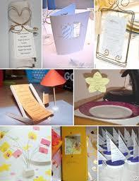 id e menu mariage idees menu mariage transat voilier fil metallique idées
