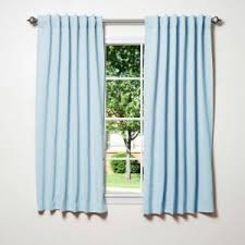 Light Blue And Curtains Light Blue Curtains For Nursery Gopelling Net