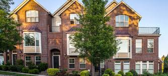row homes evergreen rowhomes lsw architects