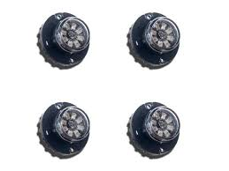 hideaway 8 led strobe light 4 multi pack tactical