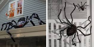 Halloween Decorations Store Los Angeles by Halloween Spiders Giant Spiders Spider Webs U0026 Spider
