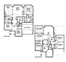 Bellagio Floor Plan 24503 Jenns Creek Spring Tx 77389