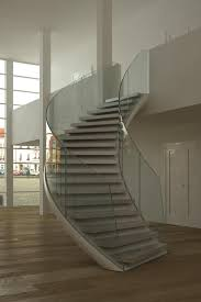 eesoffit curved metal stairs from eestairs architonic