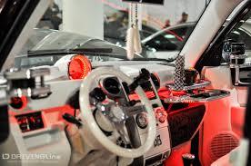 infiniti g35 interior bippu style 101 at spocom hawaii 2014 drivingline