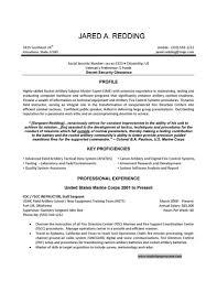 6 Sample Military To Civilian Resumes U2013 Hirepurpose by Army Resume Skills Eliolera Com