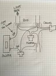 leviton single pole switch with pilot light wiring diagram copy in