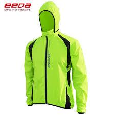waterproof bike jacket eeda brave heart cycling jackets waterproof windproof bike raincoat