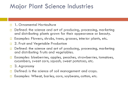 plant science careers 3 01 major plant science industries 1