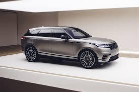 range rover velar black high range redefining off road luxury motor trend