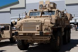 Local Police Fight Crime With 18 Ton Armored Military Vehicles