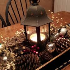table decorations with pine cones 42 stunning christmas table decorations pine cone table l