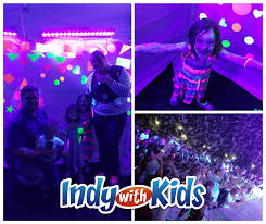 glow in the park indy with