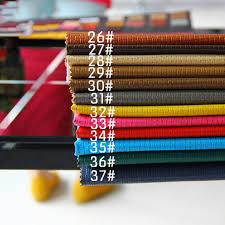 protection canap cuir 1 yardx140cm pu tissu en cuir simili cuir tissé motif canapé doux