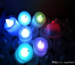 led tea lights battery life best quality flameless candles soft flickering votive battery