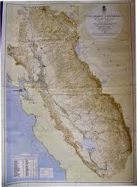 Map Sacramento Prints Old U0026 Rare Sacramento U0026 San Joaquin Valley Ca Page