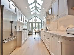Galley Style Kitchen Designs - building kitchen cabinets tags amazing galley kitchen design